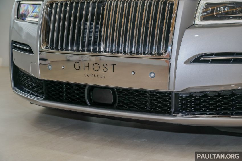 2021 Rolls-Royce Ghost launched in Malaysia – two wheelbase options; from RM1.45-RM1.65 million Image #1270954