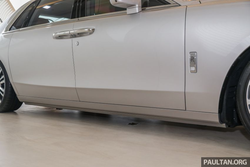 2021 Rolls-Royce Ghost launched in Malaysia – two wheelbase options; from RM1.45-RM1.65 million Image #1270957