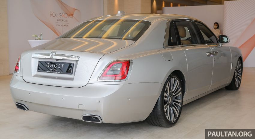 2021 Rolls-Royce Ghost launched in Malaysia – two wheelbase options; from RM1.45-RM1.65 million Image #1270940