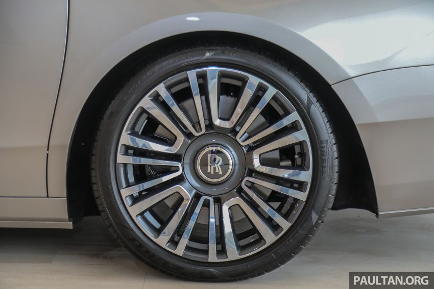 2021 Rolls-Royce Ghost launched in Malaysia – two wheelbase options; from RM1.45-RM1.65 million Image #1270961