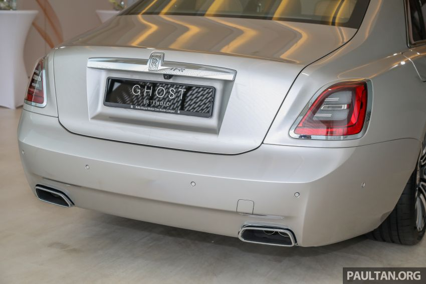 2021 Rolls-Royce Ghost launched in Malaysia – two wheelbase options; from RM1.45-RM1.65 million Image #1270962