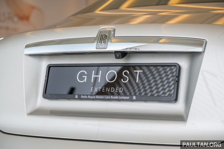 2021 Rolls-Royce Ghost launched in Malaysia – two wheelbase options; from RM1.45-RM1.65 million Image #1270965