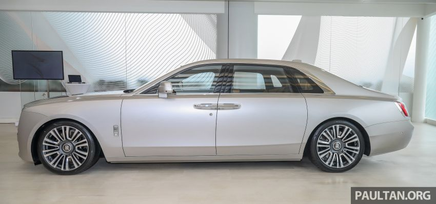 2021 Rolls-Royce Ghost launched in Malaysia – two wheelbase options; from RM1.45-RM1.65 million Image #1270941