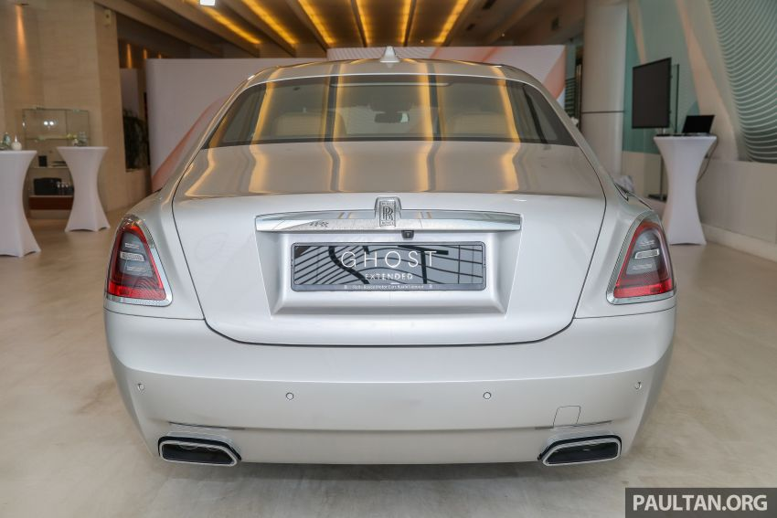 2021 Rolls-Royce Ghost launched in Malaysia – two wheelbase options; from RM1.45-RM1.65 million Image #1270943