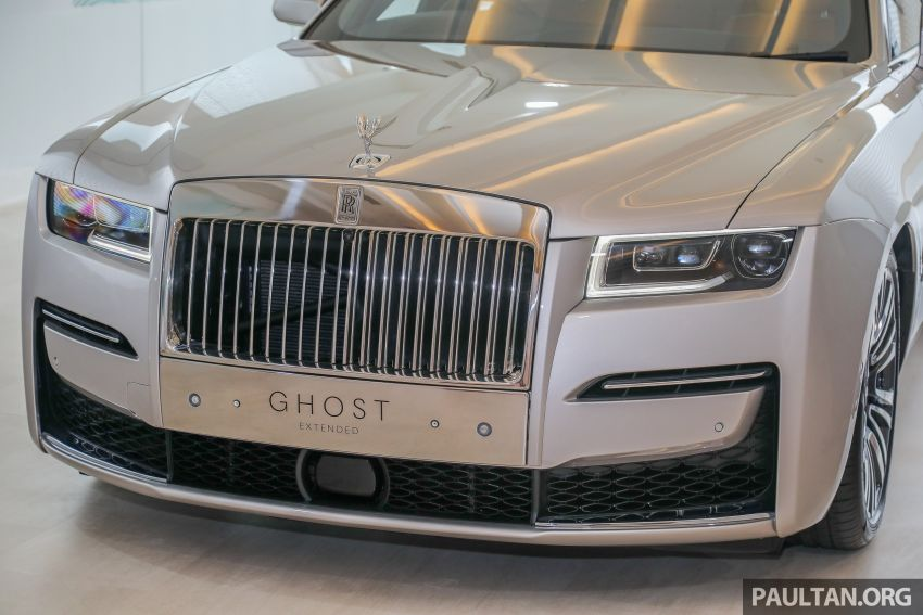 2021 Rolls-Royce Ghost launched in Malaysia – two wheelbase options; from RM1.45-RM1.65 million Image #1270944