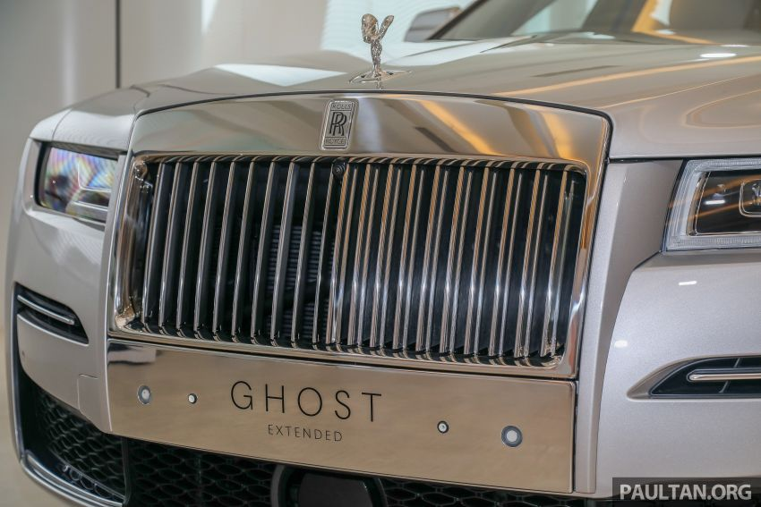 2021 Rolls-Royce Ghost launched in Malaysia – two wheelbase options; from RM1.45-RM1.65 million Image #1270948