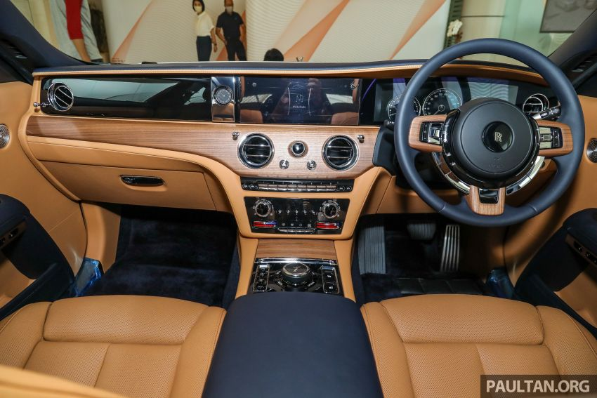 2021 Rolls-Royce Ghost launched in Malaysia – two wheelbase options; from RM1.45-RM1.65 million Image #1270970