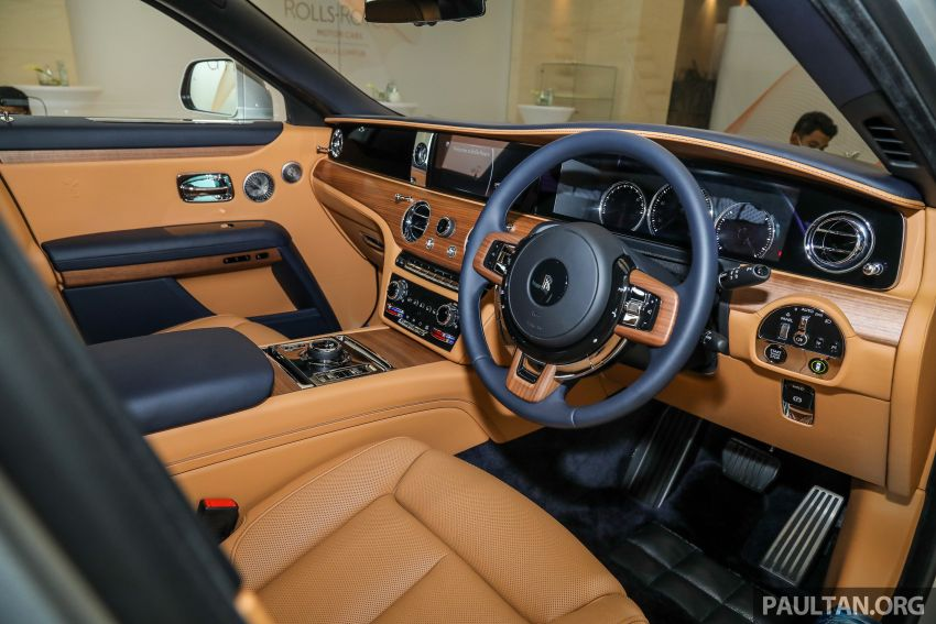 2021 Rolls-Royce Ghost launched in Malaysia – two wheelbase options; from RM1.45-RM1.65 million Image #1270971