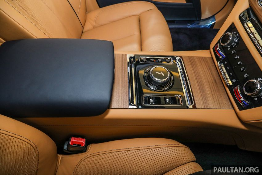 2021 Rolls-Royce Ghost launched in Malaysia – two wheelbase options; from RM1.45-RM1.65 million Image #1270993