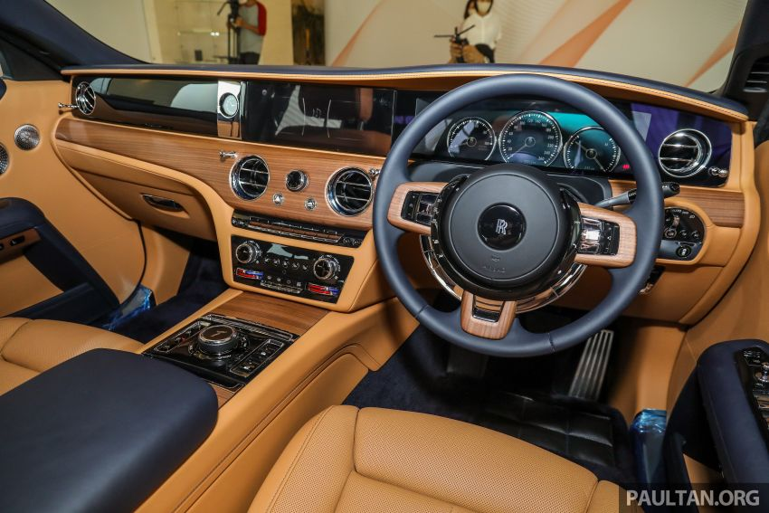 2021 Rolls-Royce Ghost launched in Malaysia – two wheelbase options; from RM1.45-RM1.65 million Image #1270998