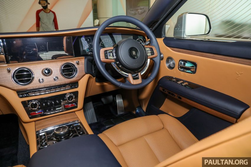 2021 Rolls-Royce Ghost launched in Malaysia – two wheelbase options; from RM1.45-RM1.65 million Image #1270999