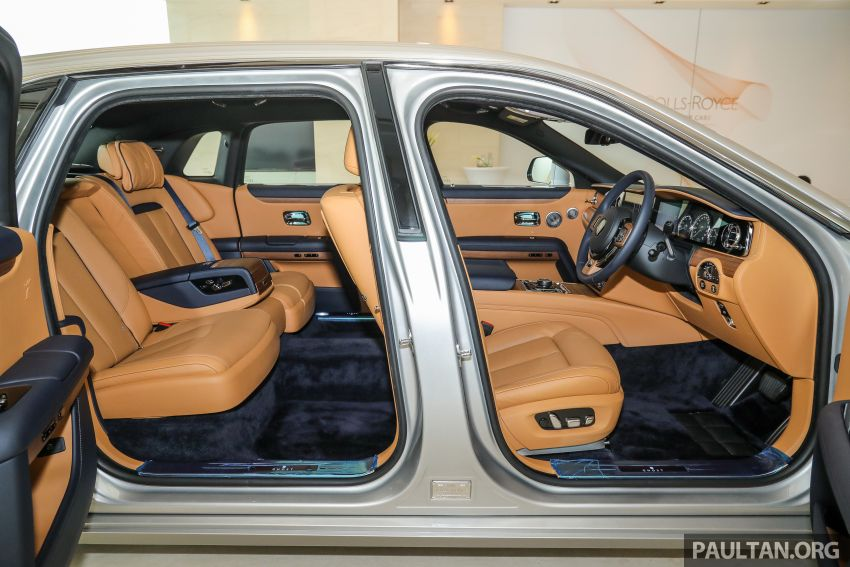 2021 Rolls-Royce Ghost launched in Malaysia – two wheelbase options; from RM1.45-RM1.65 million Image #1271011
