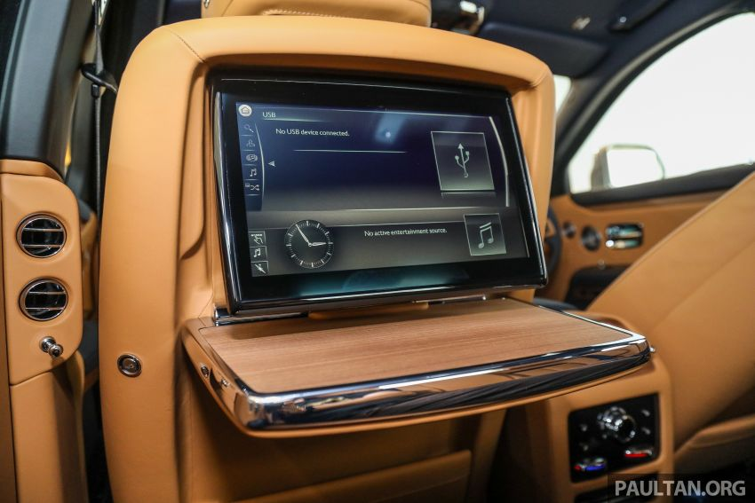 2021 Rolls-Royce Ghost launched in Malaysia – two wheelbase options; from RM1.45-RM1.65 million Image #1271019