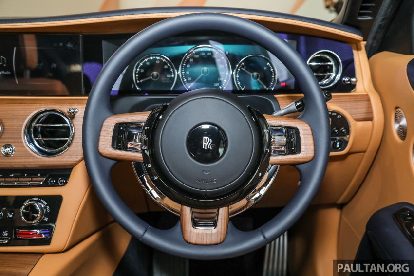 2021 Rolls-Royce Ghost launched in Malaysia – two wheelbase options; from RM1.45-RM1.65 million Image #1270974