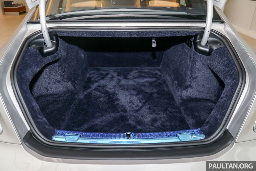 2021 Rolls-Royce Ghost launched in Malaysia – two wheelbase options; from RM1.45-RM1.65 million Image #1271030