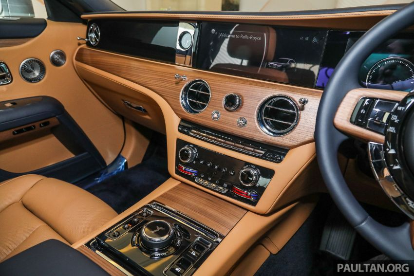 2021 Rolls-Royce Ghost launched in Malaysia – two wheelbase options; from RM1.45-RM1.65 million Image #1270975