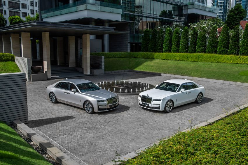 2021 Rolls-Royce Ghost launched in Malaysia – two wheelbase options; from RM1.45-RM1.65 million Image #1270809