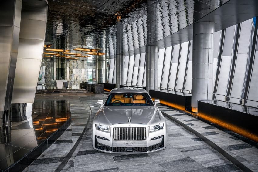 2021 Rolls-Royce Ghost launched in Malaysia – two wheelbase options; from RM1.45-RM1.65 million Image #1270818