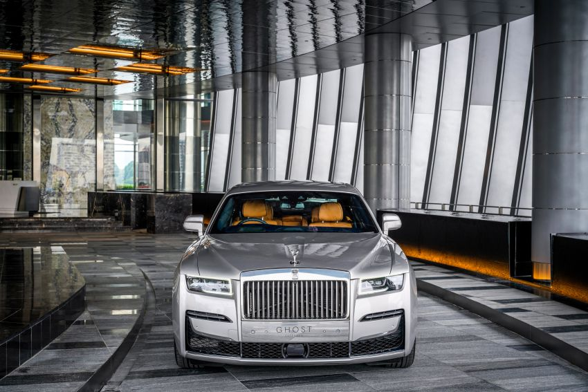 2021 Rolls-Royce Ghost launched in Malaysia – two wheelbase options; from RM1.45-RM1.65 million Image #1270819
