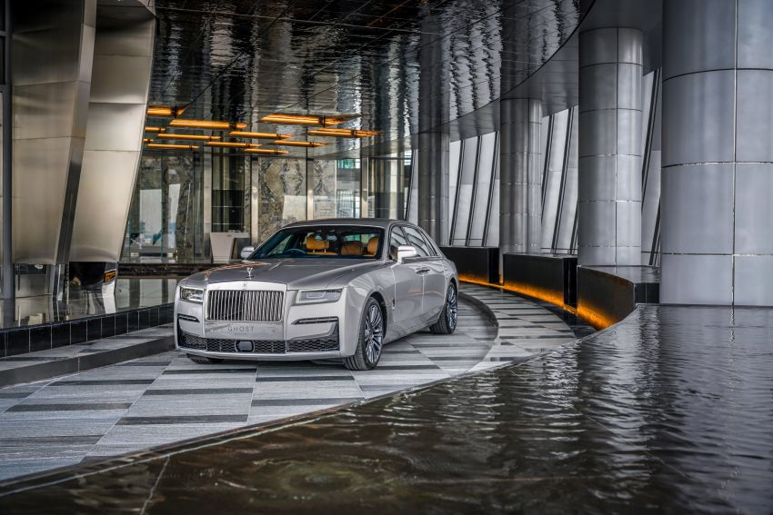 2021 Rolls-Royce Ghost launched in Malaysia – two wheelbase options; from RM1.45-RM1.65 million Image #1270820