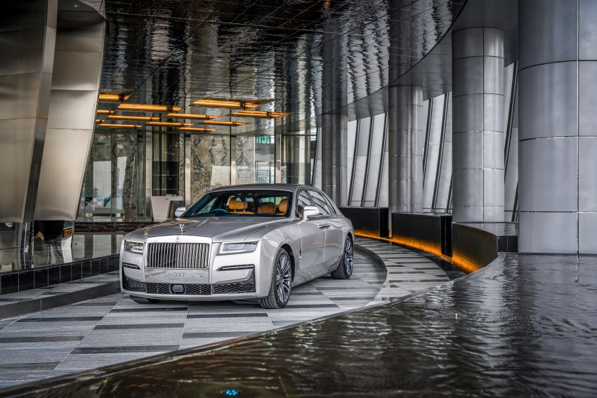 2021 Rolls-Royce Ghost launched in Malaysia – two wheelbase options; from RM1.45-RM1.65 million Image #1270821