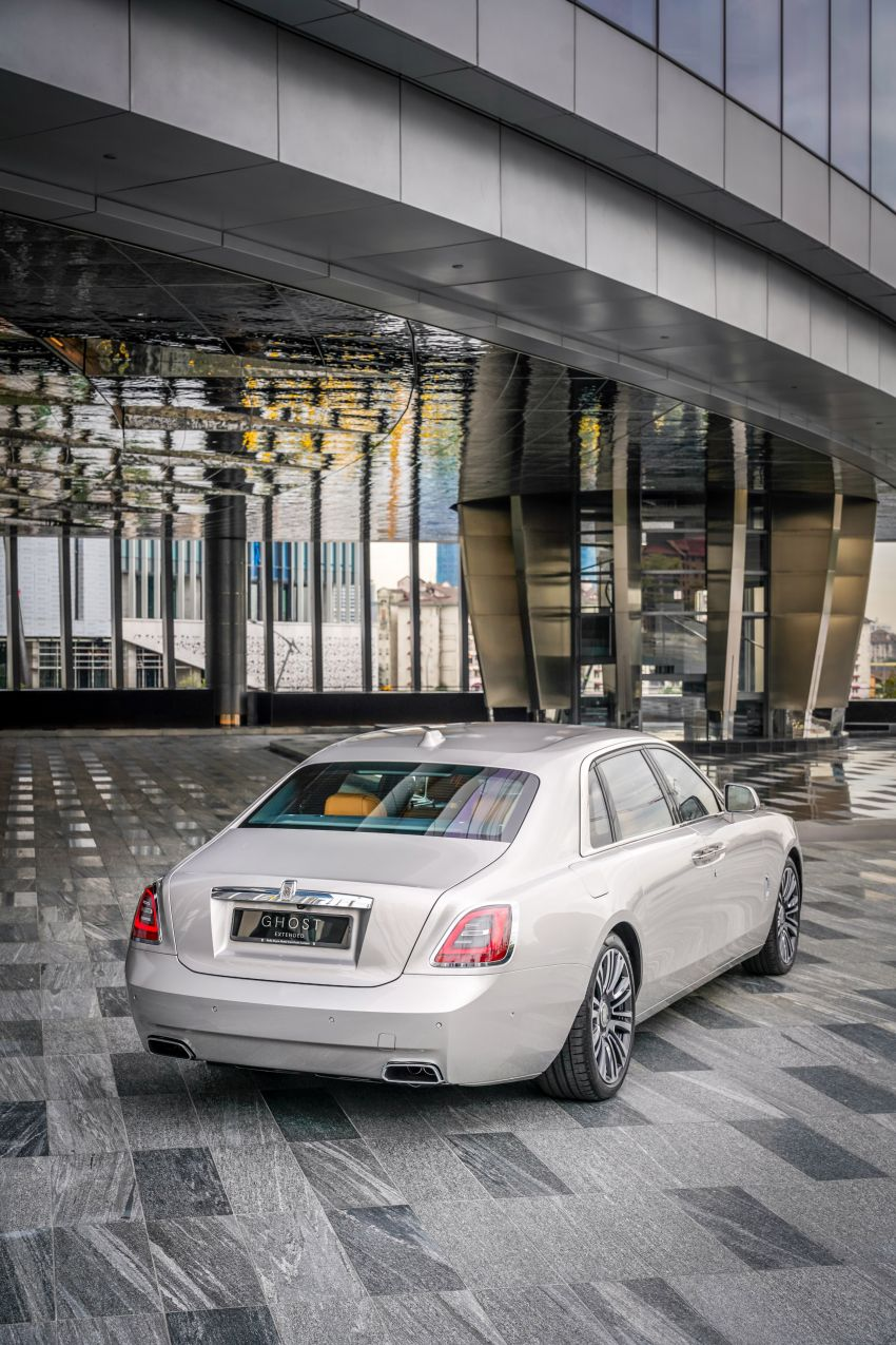 2021 Rolls-Royce Ghost launched in Malaysia – two wheelbase options; from RM1.45-RM1.65 million Image #1270822