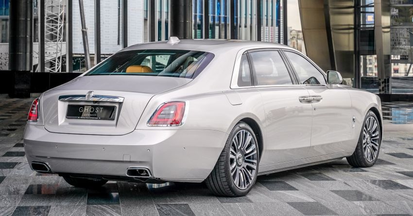 2021 Rolls-Royce Ghost launched in Malaysia – two wheelbase options; from RM1.45-RM1.65 million Image #1270823