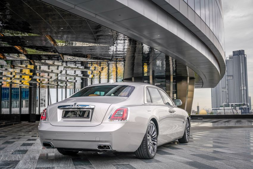 2021 Rolls-Royce Ghost launched in Malaysia – two wheelbase options; from RM1.45-RM1.65 million Image #1270824