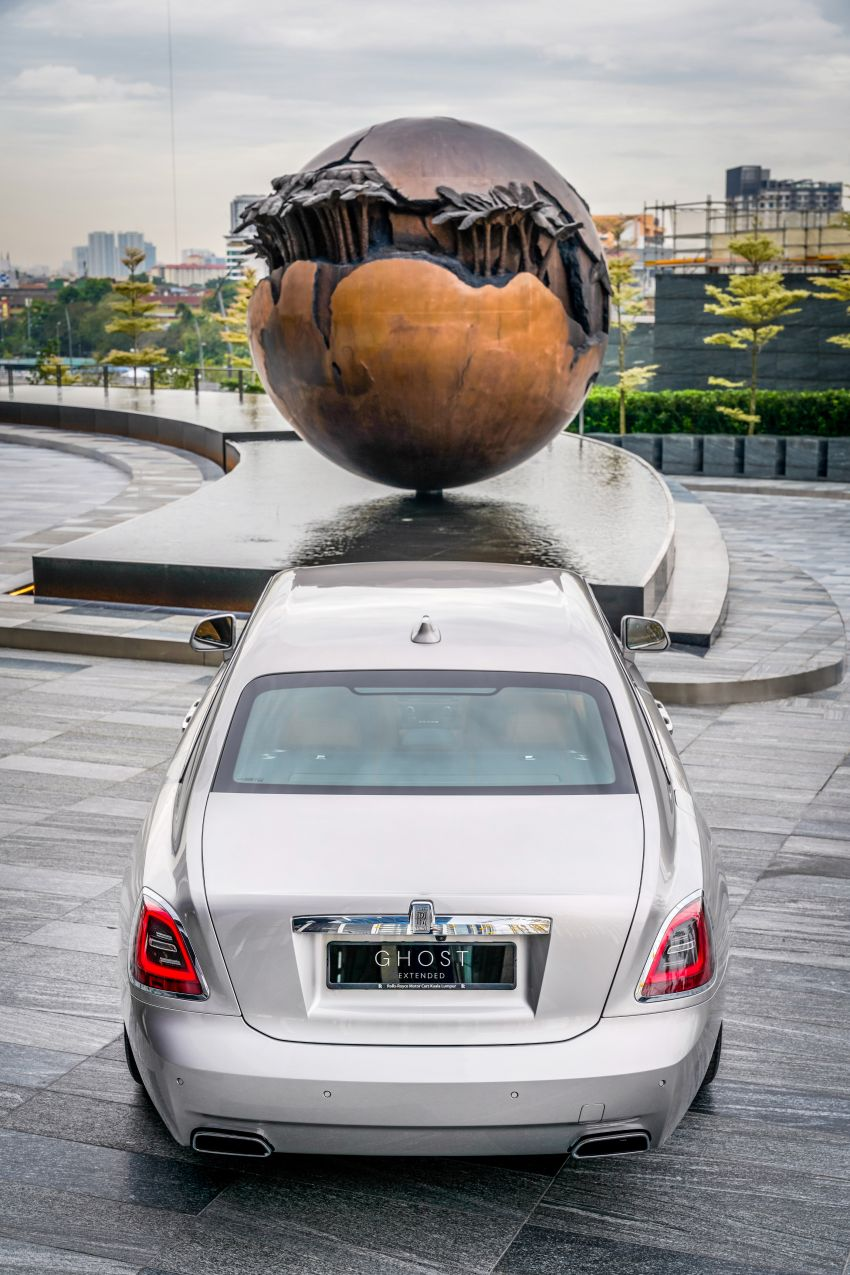 2021 Rolls-Royce Ghost launched in Malaysia – two wheelbase options; from RM1.45-RM1.65 million Image #1270825