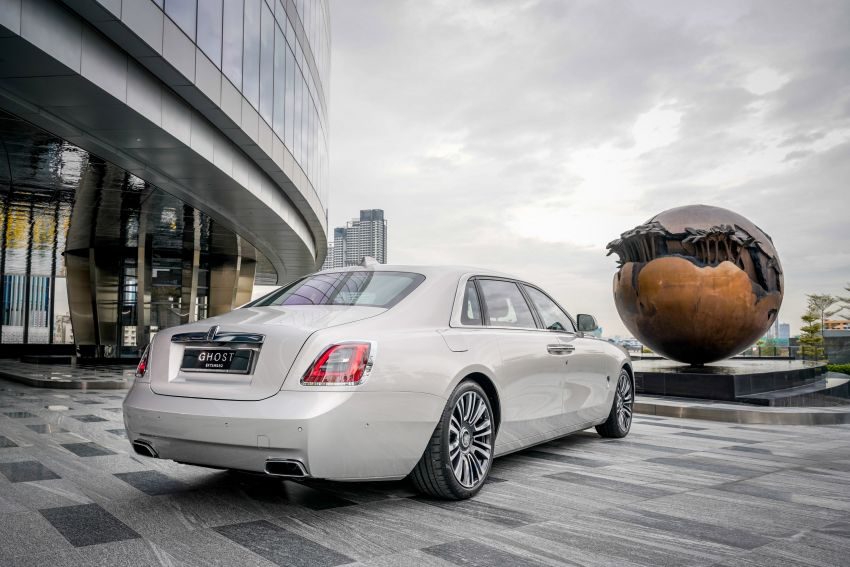2021 Rolls-Royce Ghost launched in Malaysia – two wheelbase options; from RM1.45-RM1.65 million Image #1270826
