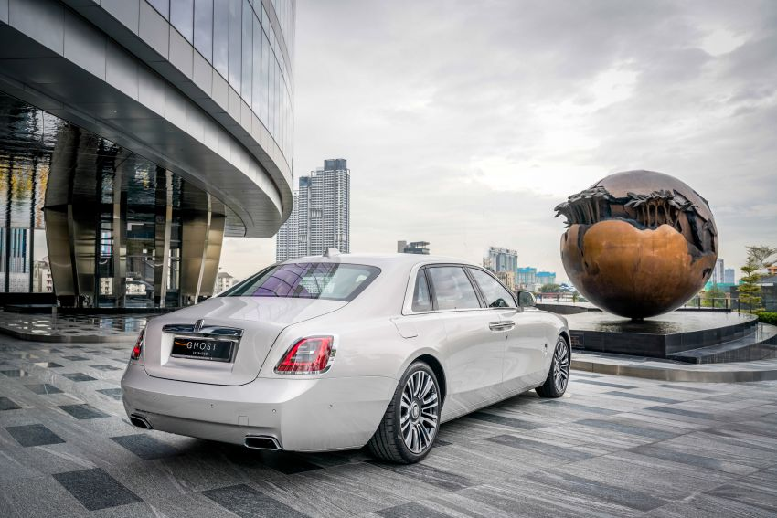 2021 Rolls-Royce Ghost launched in Malaysia – two wheelbase options; from RM1.45-RM1.65 million Image #1270827