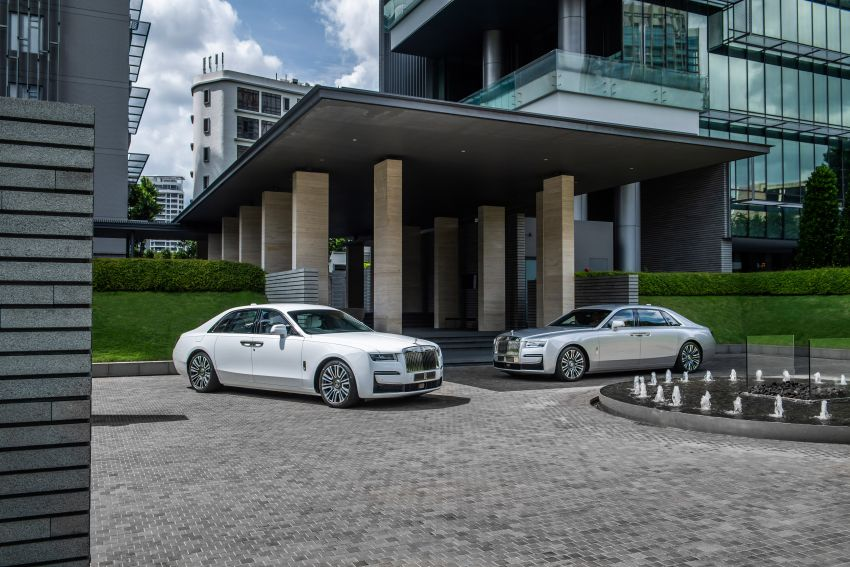 2021 Rolls-Royce Ghost launched in Malaysia – two wheelbase options; from RM1.45-RM1.65 million Image #1270810