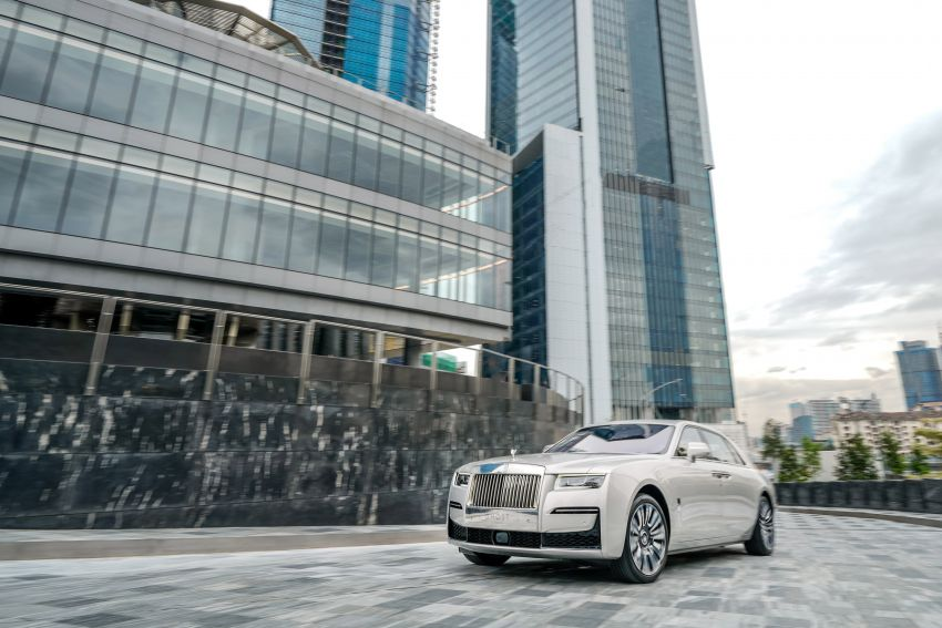 2021 Rolls-Royce Ghost launched in Malaysia – two wheelbase options; from RM1.45-RM1.65 million Image #1270829