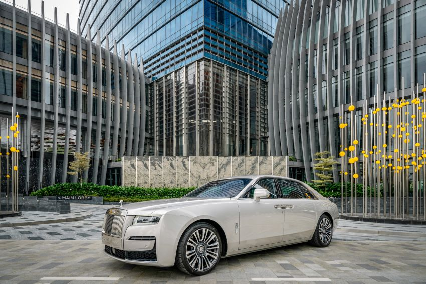 2021 Rolls-Royce Ghost launched in Malaysia – two wheelbase options; from RM1.45-RM1.65 million Image #1270831