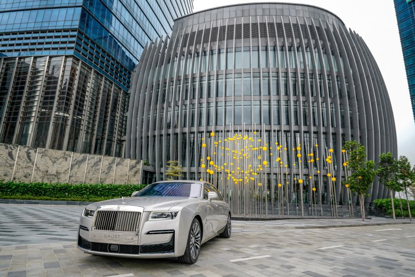 2021 Rolls-Royce Ghost launched in Malaysia – two wheelbase options; from RM1.45-RM1.65 million Image #1270832