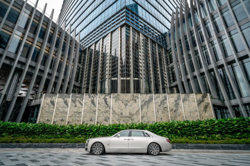 2021 Rolls-Royce Ghost launched in Malaysia – two wheelbase options; from RM1.45-RM1.65 million Image #1270833