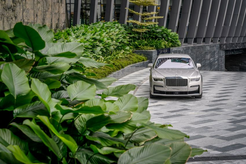 2021 Rolls-Royce Ghost launched in Malaysia – two wheelbase options; from RM1.45-RM1.65 million Image #1270835