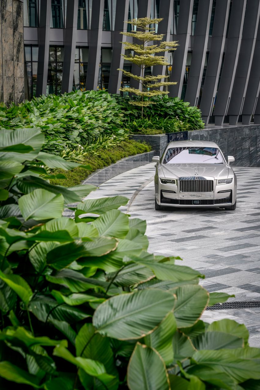 2021 Rolls-Royce Ghost launched in Malaysia – two wheelbase options; from RM1.45-RM1.65 million Image #1270836
