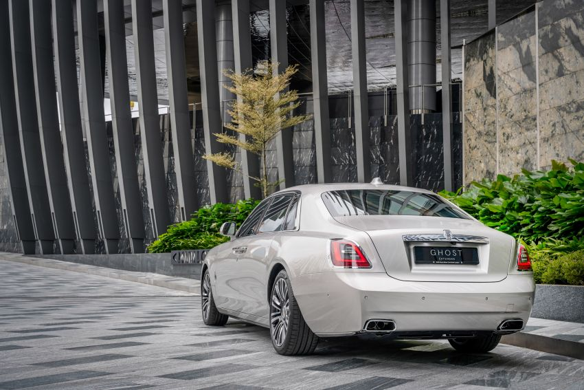 2021 Rolls-Royce Ghost launched in Malaysia – two wheelbase options; from RM1.45-RM1.65 million Image #1270837