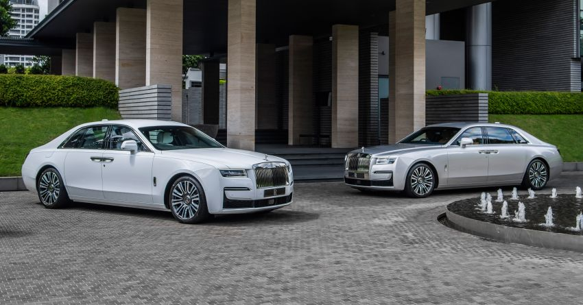 2021 Rolls-Royce Ghost launched in Malaysia – two wheelbase options; from RM1.45-RM1.65 million Image #1270811