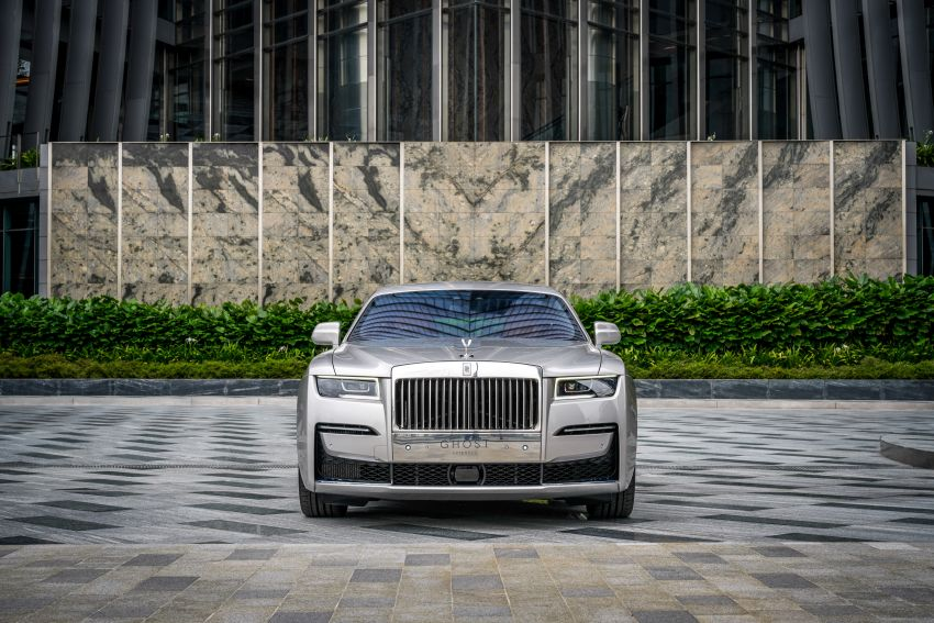 2021 Rolls-Royce Ghost launched in Malaysia – two wheelbase options; from RM1.45-RM1.65 million Image #1270838