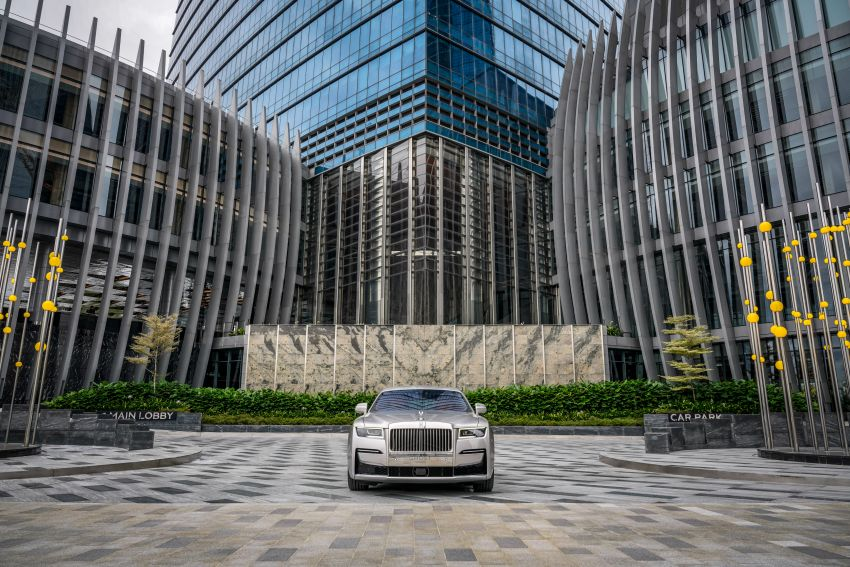 2021 Rolls-Royce Ghost launched in Malaysia – two wheelbase options; from RM1.45-RM1.65 million Image #1270839