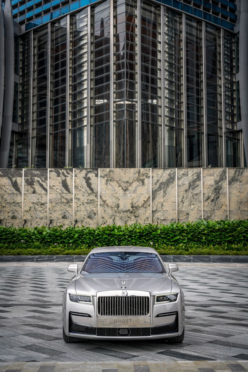 2021 Rolls-Royce Ghost launched in Malaysia – two wheelbase options; from RM1.45-RM1.65 million Image #1270840