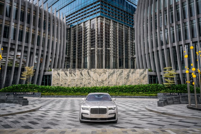 2021 Rolls-Royce Ghost launched in Malaysia – two wheelbase options; from RM1.45-RM1.65 million Image #1270841