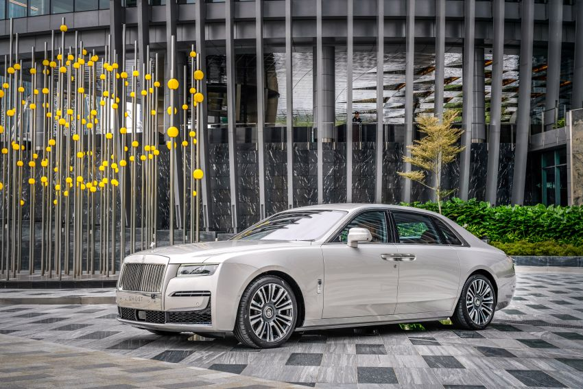 2021 Rolls-Royce Ghost launched in Malaysia – two wheelbase options; from RM1.45-RM1.65 million Image #1270842