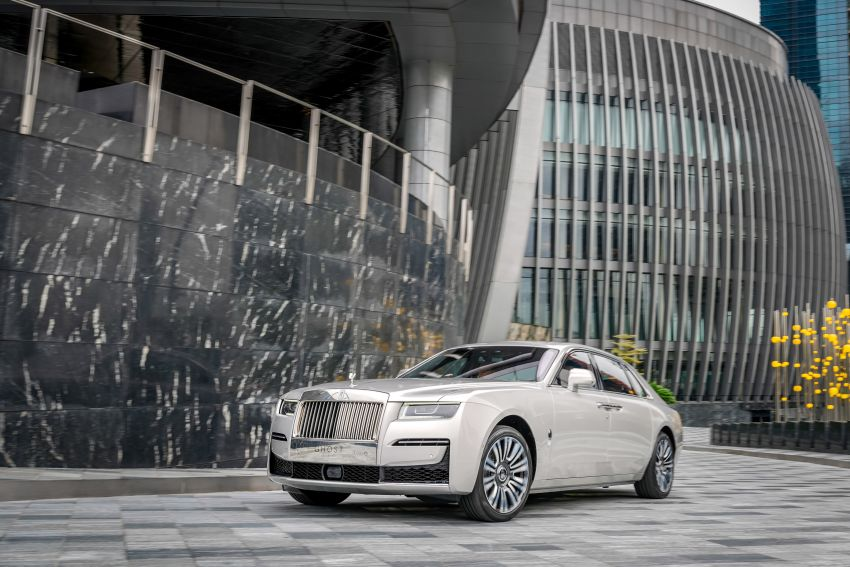 2021 Rolls-Royce Ghost launched in Malaysia – two wheelbase options; from RM1.45-RM1.65 million Image #1270843