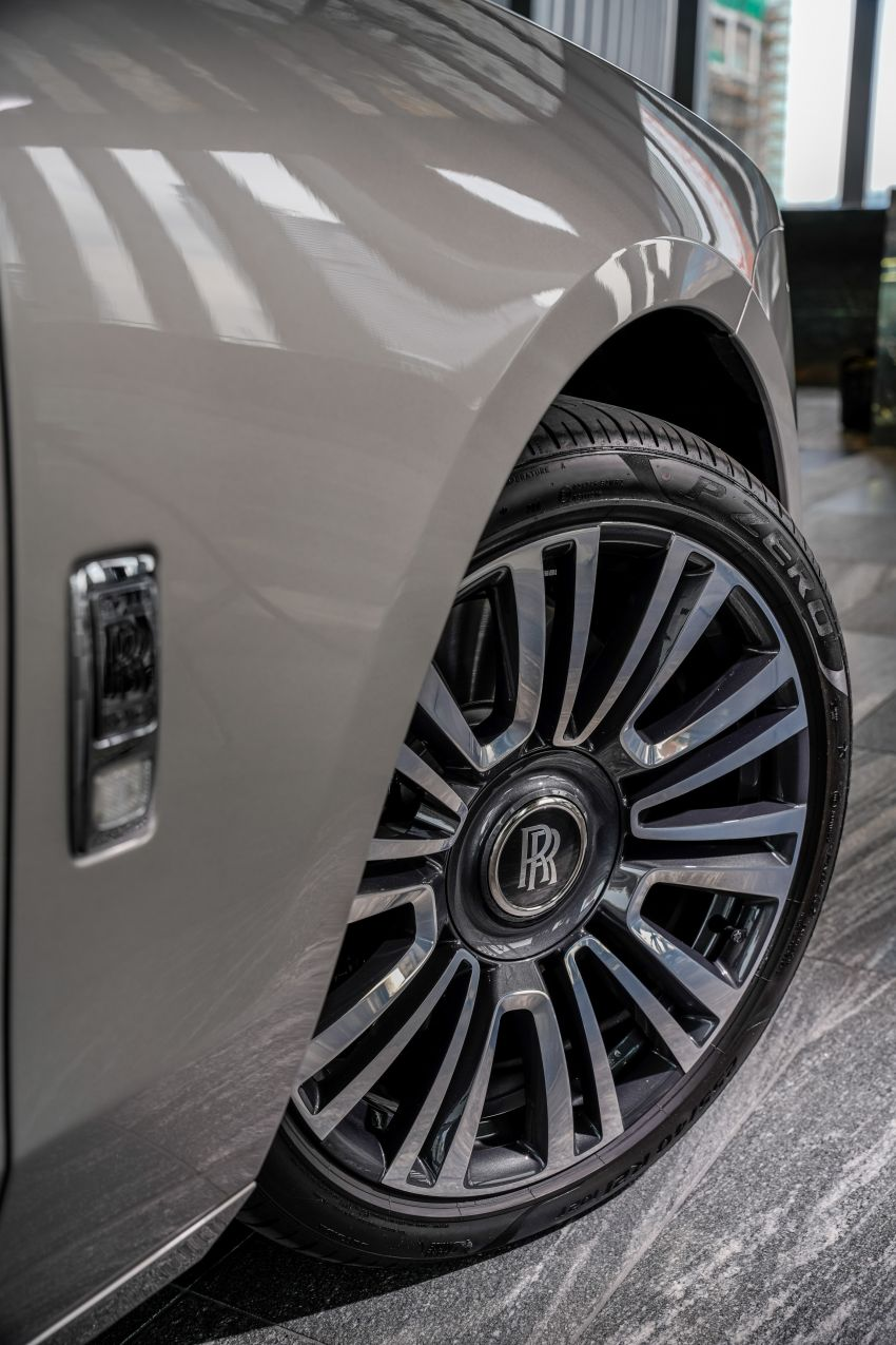 2021 Rolls-Royce Ghost launched in Malaysia – two wheelbase options; from RM1.45-RM1.65 million Image #1270848