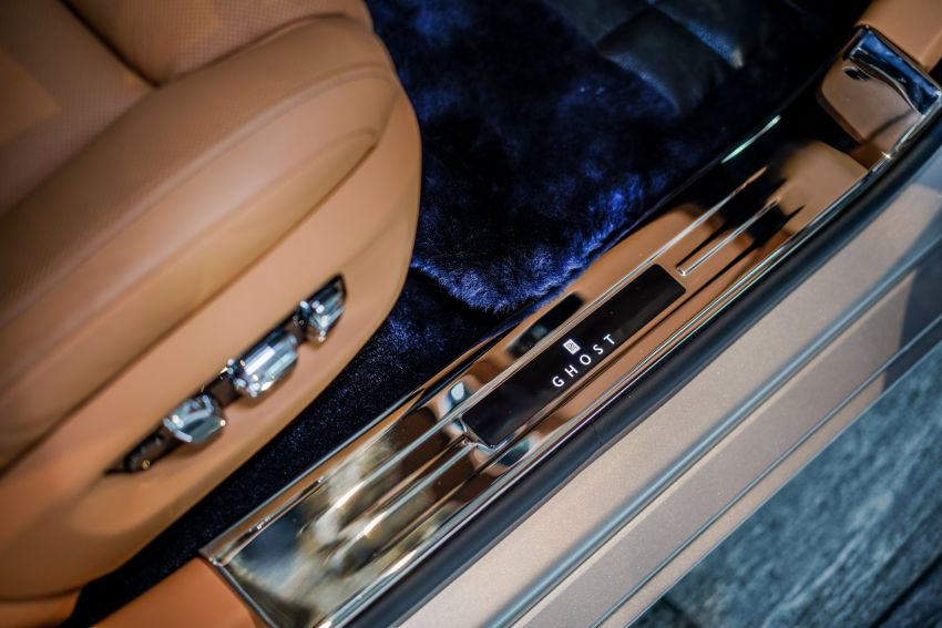 2021 Rolls-Royce Ghost launched in Malaysia – two wheelbase options; from RM1.45-RM1.65 million Image #1270851