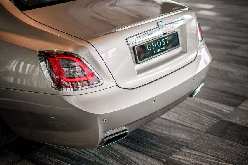 2021 Rolls-Royce Ghost launched in Malaysia – two wheelbase options; from RM1.45-RM1.65 million Image #1270853