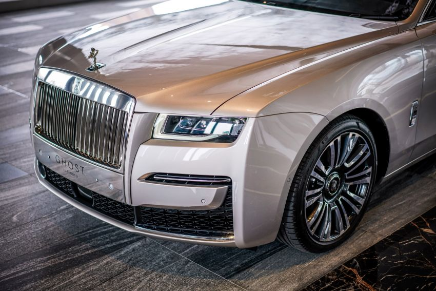 2021 Rolls-Royce Ghost launched in Malaysia – two wheelbase options; from RM1.45-RM1.65 million Image #1270854